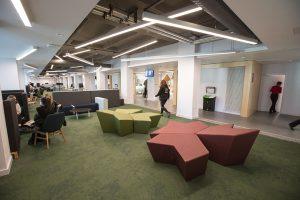 GCU Campus Life Lounge Pic Peter Devlin