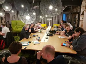 WordPress Glasgow commuity workshop, Sept 2017
