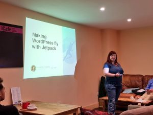Kayleigh Thorpe talk for WPGlasgow, May 2018