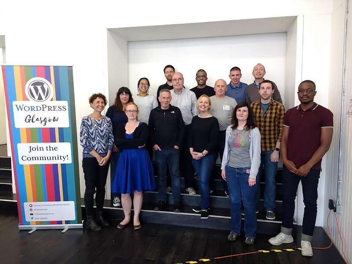 1st Glasgow Contributor Day